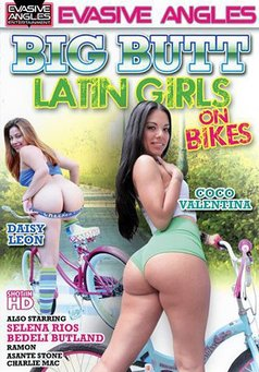 Big Butt Latin Girls On Bikes #1