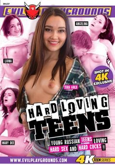Hard Loving Teens #1