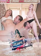 Creampie Stepfamily #1