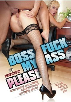 Boss Fuck My Ass Please #1