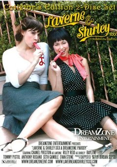 Laverne And Shirley Xxx #1