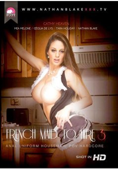 French Maid To Hire #3