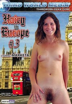 Hairy In Europe #3