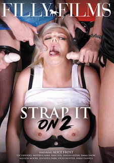 Lily Cade's Strap It On