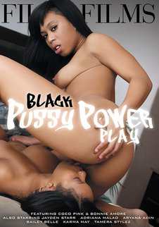 Black Pussy Power Play