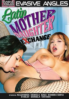 Latin Mother And Daughter Exchange #1