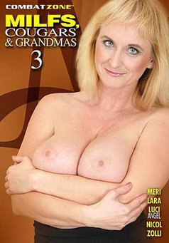Milfs Cougars And Grandmas #3