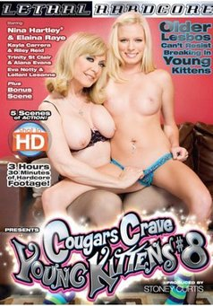 Cougars Crave Young Kittens #8