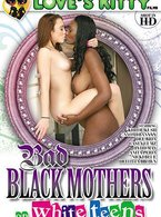Bad Black Mothers On White Teens #1