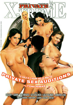 Private Sex Auditions #1