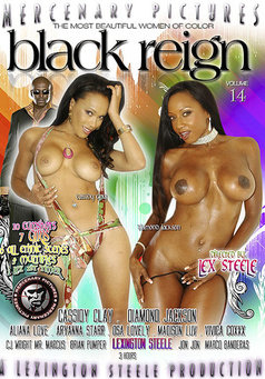 Black Reign #14