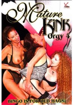 Mature Kink Orgy #4