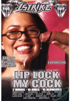 Lip lock my cock #1