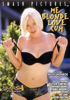 Me Blonde Love Cum #1