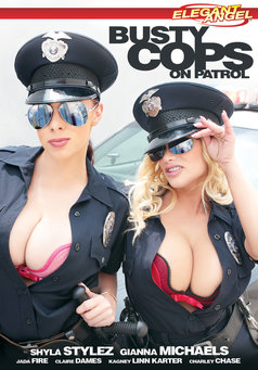 Busty Cops on Patrol #1