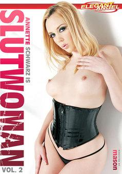 Annette Schwarz is Slutwoman #2