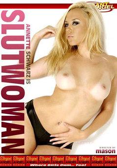 Annette Schwarz is Slutwoman #1