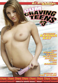 Cum Craving Teens #3