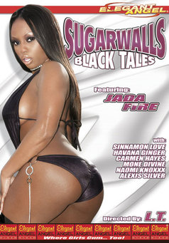 SugarWalls Black Tales #1