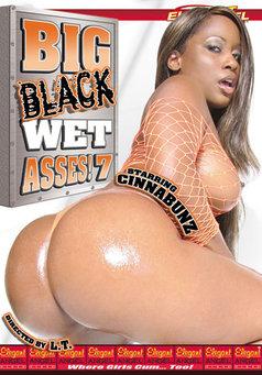 Big Black Wet Asses #7