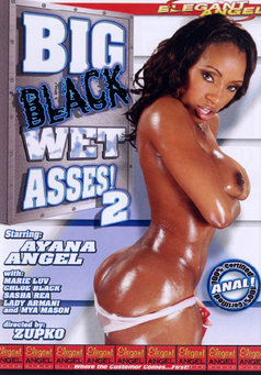Big Black Wet Asses #2