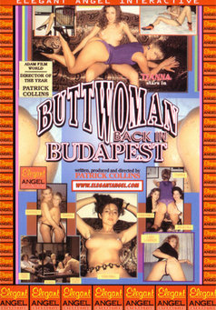 Buttwoman Back In Budapest #1
