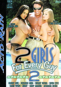 2 Girls For Every Guy #2