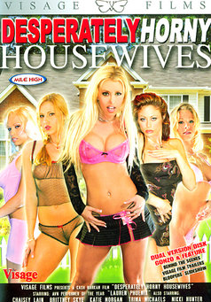 Desperately Horny Housewives #1