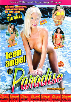 Teen Angel In Paradise #1