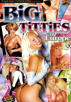 Big Titties Of Europe #1