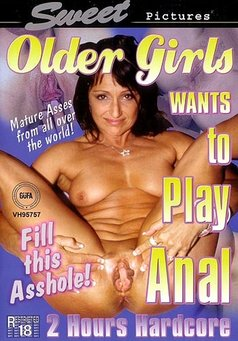 Older Girls Wants To Play Anal #1