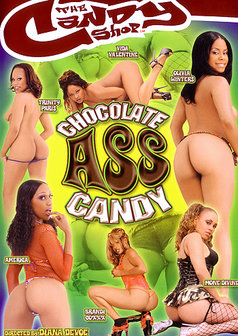 Chocolate Ass Candy #1