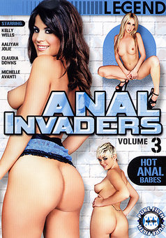 Anal Invaders #3