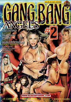 Gang Bang Angels #2
