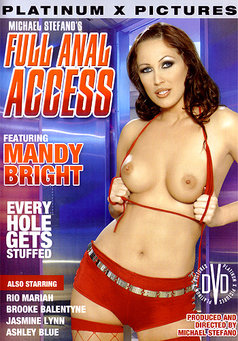 Full Anal Access #1