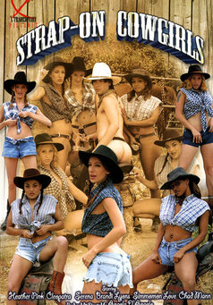Strap-On Cowgirls #1