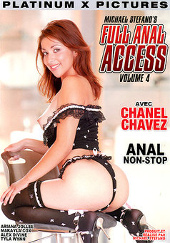 Full Anal Access #4