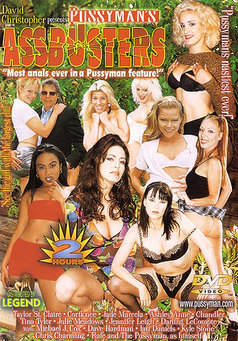 Pussyman's Ass Busters #1