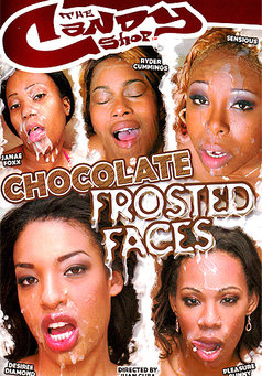 Chocolate Frosted Faces #1