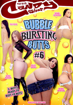 Bubble Bursting Butts #6