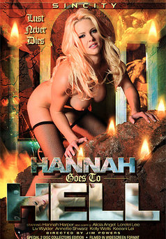 Hannah Goes To Hell #1