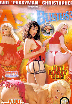 Pussyman's Ass Busters #3