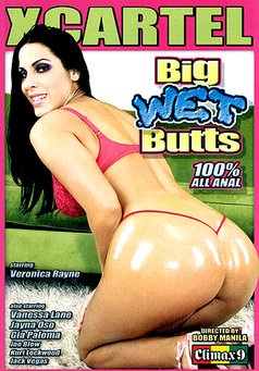 Big Wet Butts #1