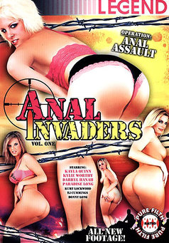 Anal Invaders #1