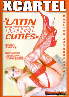 Latin Tgirl Cuties #1