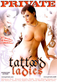 Tattood Ladies #1