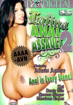 Latina Anal Assault #2