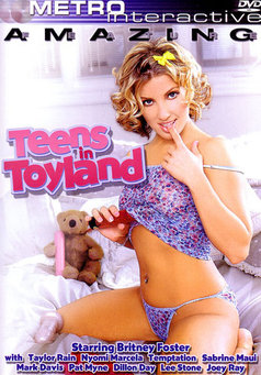 Teens In Toyland #1