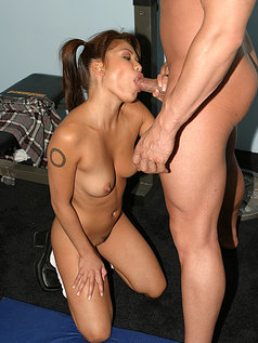 Charmane Star Appears In This Photo Set Dress Up As A Little Asian School Girl...And Then She Gets Fucked...