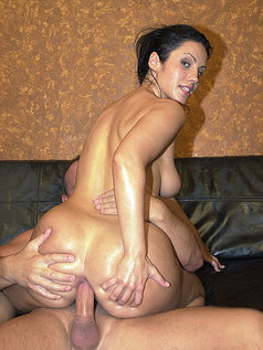 Katerina Gets Her Bubble Butt Blasted By Big Bone!